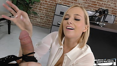 Handjob With Kate