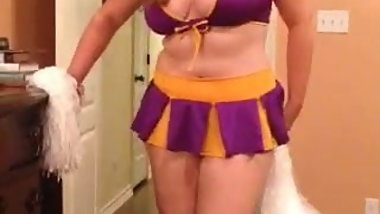 LSU Cheerleader