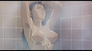 Chun Li Takes A Shower