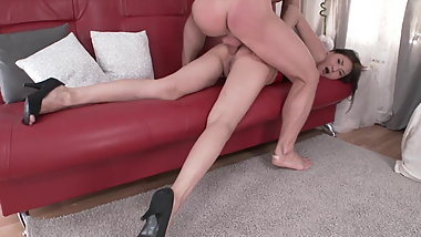 very hot sex young asian juicy girl & russian men good fuck