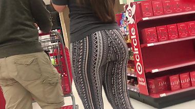 Shopping for Candid Bubble Booty Compilation