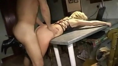 Iam Pierced MILF with pussy piercings