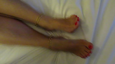 Some of feet)