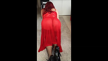 Spy Big Ass Stepmom