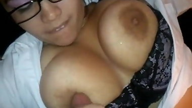 Latina Private school girl with big natural tits