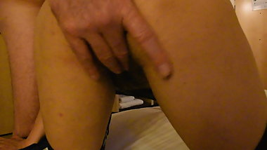 My Hotwife sucking Mr Sexy