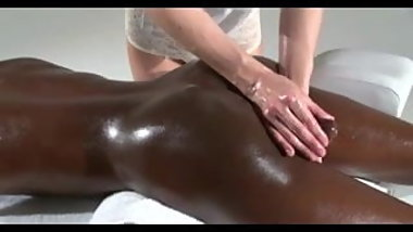 Tantric Lingam massage 1