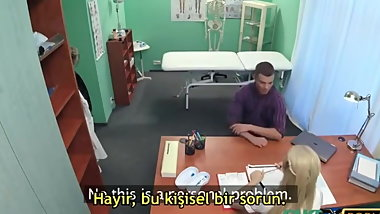 turkce altyazili porn fake doctor