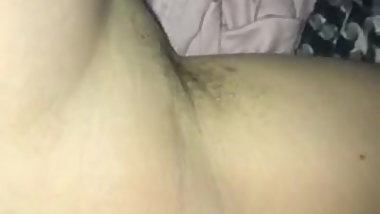 Hairy armpit mature home made