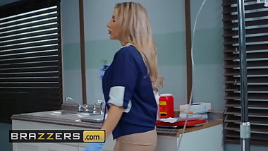 Doctors Adventure - Ashley Fires Isiah Maxwell - Hands On