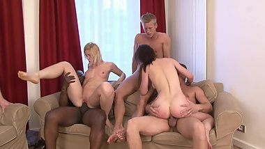 3Somes and DP's 3