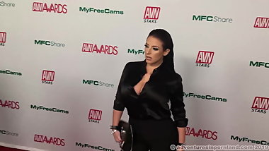 AVN Nominations Party Red Carpet - Part 1