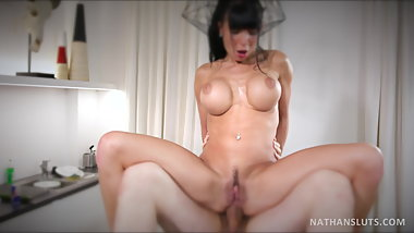 Busty Valentina Is A Sex Addict she loves cocks up her ass