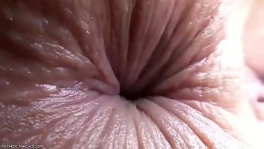 Closeup Buttholes