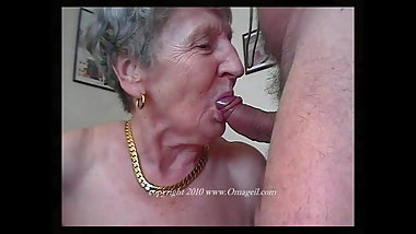 OmaGeiL Collection of Amateur Granny Pictures