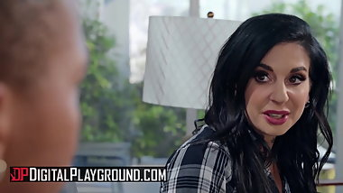 Ricky Johnson Joanna Angel - Parallel Lust Episode 1